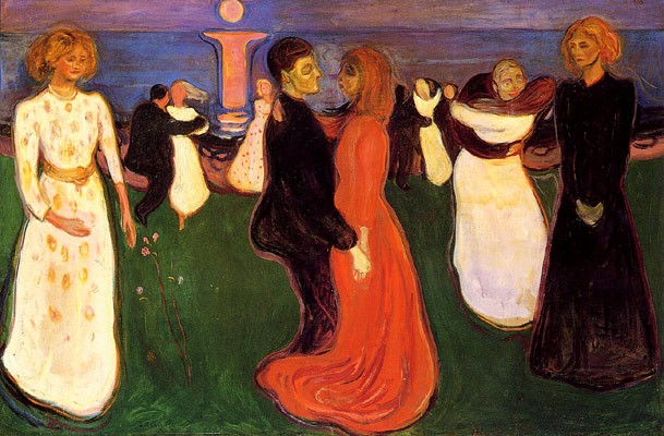 Munch - Dance of Life